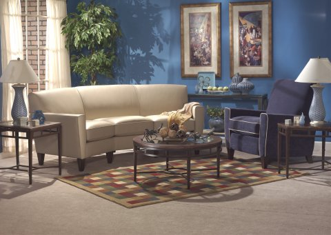 Digby Conversation Sofa Lifestyle