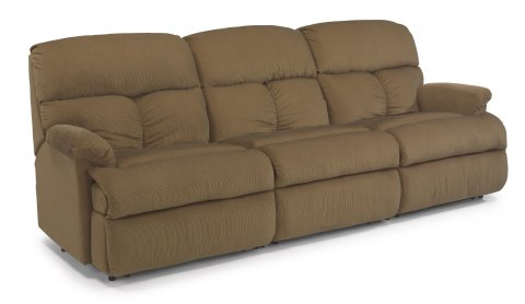 Triton Reclining Sectional 7098-SECT with 57, 59, & 58 pieces in 421-80