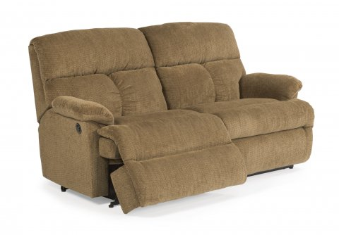 Triton Power Reclining Sectional 7098-SECTP with 57M & 58M pieces