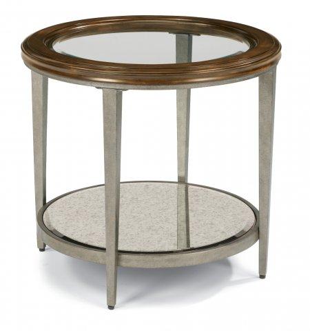 Patina Lamp Table 6727-02