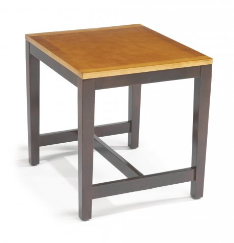 Plank Rectangular End Table CA523-01NS