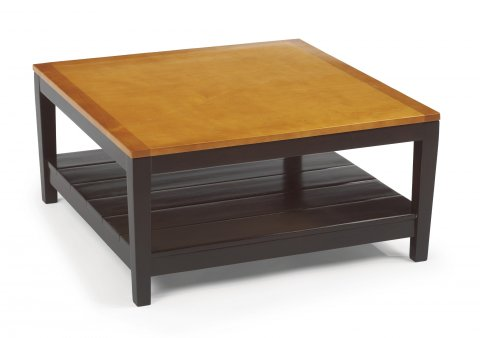 Plank Square Coffee Table CA523-032