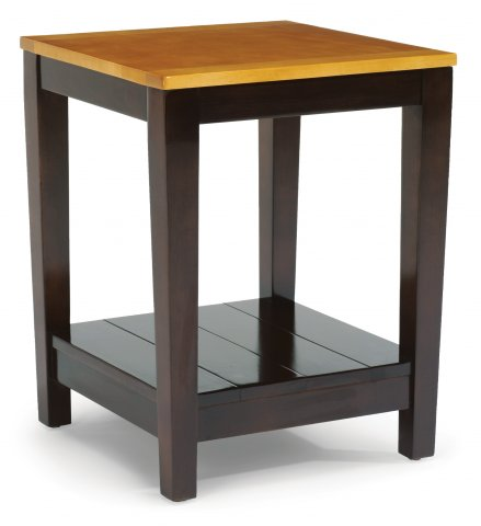 Plank Chairside Table CA523-07