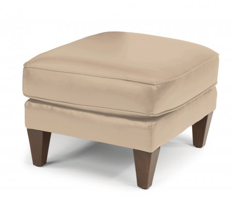 Mathis Leather Ottoman C3966-08