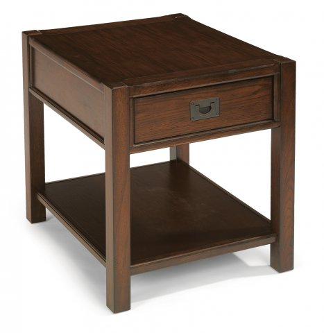 Paragon Rectangular End Table C6625-01