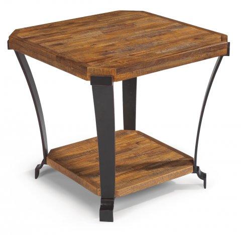 Jacamar Square End Table C6627-02