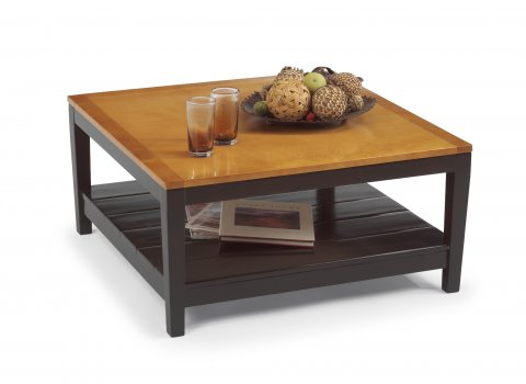 Plank Square Coffee Table HA523-032