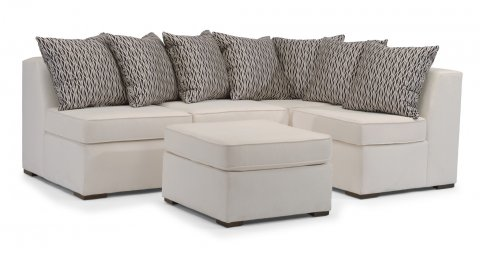 Embrace Sleeper with Embrace Ottoman CA810-08