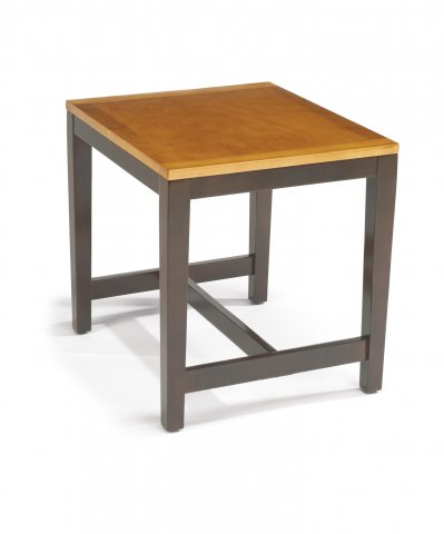 Plank Rectangular End Table HA523-01NS