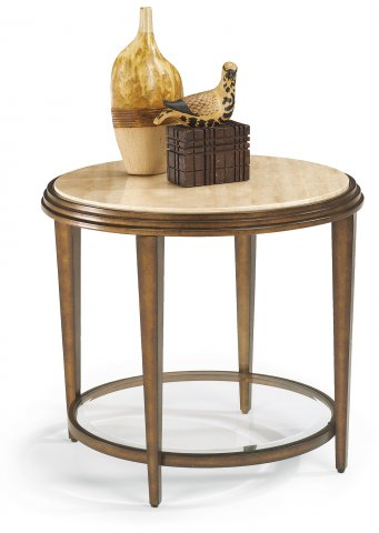 Sable Round End Table C6629-02