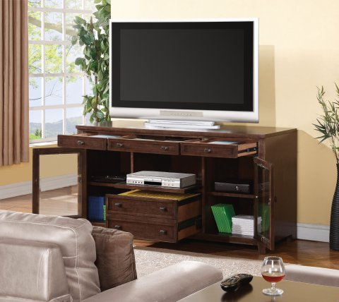 Theodore Work/Entertainment Console W1287-722