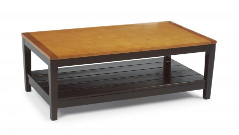 Plank Rectangular Coffee Table HA523-031