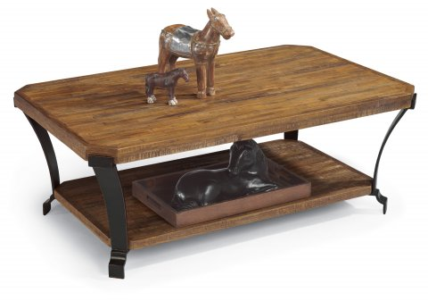 Jacamar Rectangular Coffee Table C6627-0311