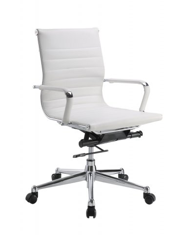 Pantera Low Back Desk Chair 6041-81W