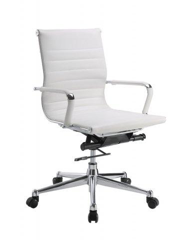 Pantera Low Back Desk Chair 6041-81W