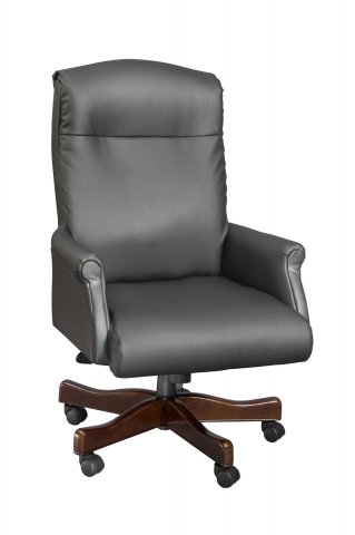 Governors Roll Arm Executive Desk Chair 6940-1101
