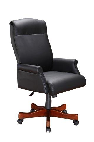 Keswick Roll Arm Executive Desk Chair 6940-1105