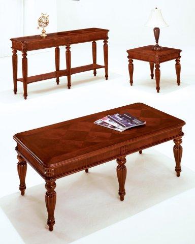 Antigua Square End Table 7480-10