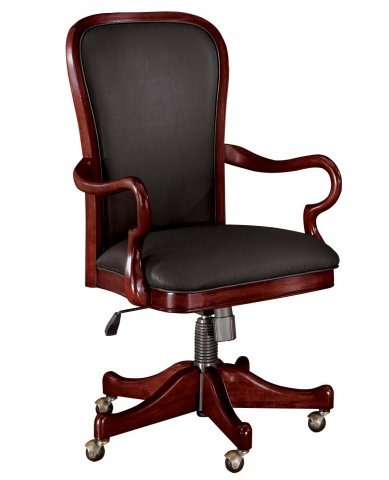 Rue De Lyon Gooseneck Arm Desk Chair 7684-841