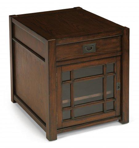 Paragon End Cabinet C6625-012