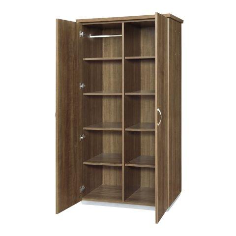 Pimlico Double Door Wardrobe/Cabinet 7027-06