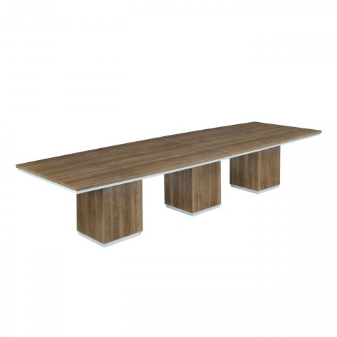 Pimlico 12' Boat Shaped Conference Table 7027-144