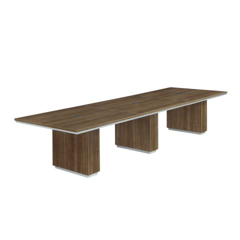 Pimlico 12' Rectangular Expandable Conference Table 7027-144REX