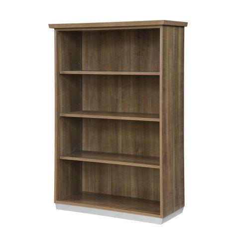 Pimlico Open Bookcase 7027-158