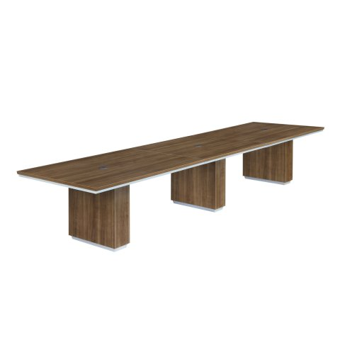 Pimlico 14' Rectangular Expandable Conference Table 7027-168REX