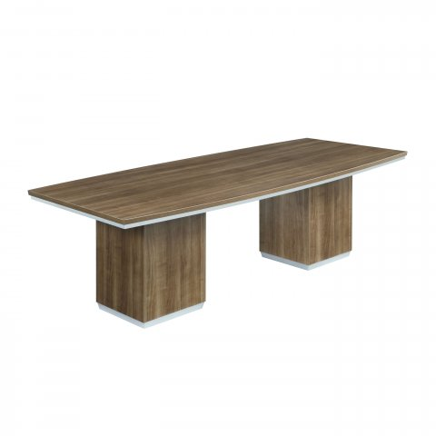 Pimlico 8' Boat Shaped Conference Table 7027-96