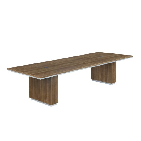 Pimlico 10' Rectangular Expandable Conference Table 7027-120REX