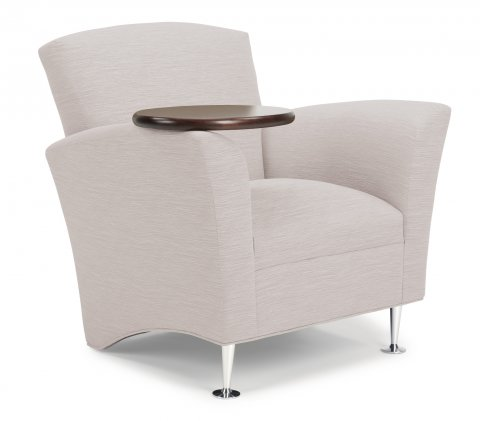 Serium Upholstered Chair C2416-10LT
