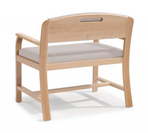 Goshen Extended-Width Chair A1087-VCH