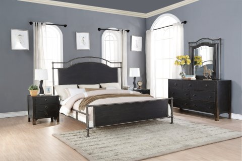 W1037 Homestead Bedroom Group Lifestyle