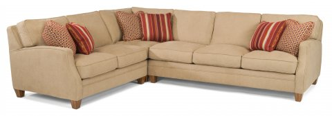 Lennox Sectional 7564-SECT shown with 27, 231, & 38 pieces