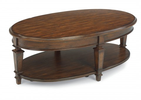 Crawley Oval Coffee Table C6692-0331