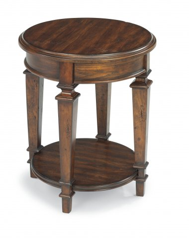 Crawley Chairside Table C6692-07