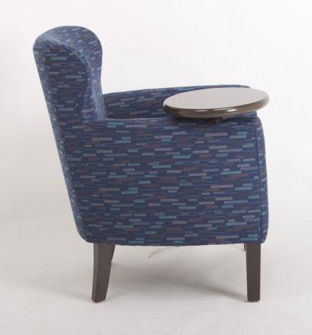 Salix LAF Tablet Arm Chair HC016-10LT
