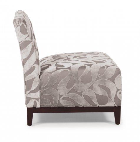 Rubik Armless Upholstered Chair CA898-19