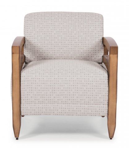Knock Upholstered Chair CA899-10