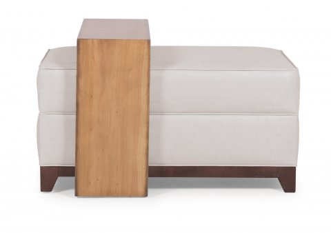 Slip Ottoman CA900-08 & Slip Table CA900-08T