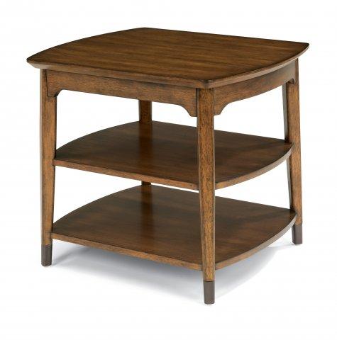 Gemini End Table W1400-01