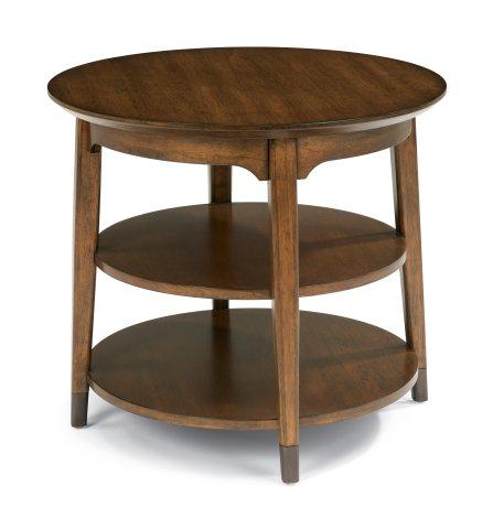 Gemini Lamp Table W1400-02