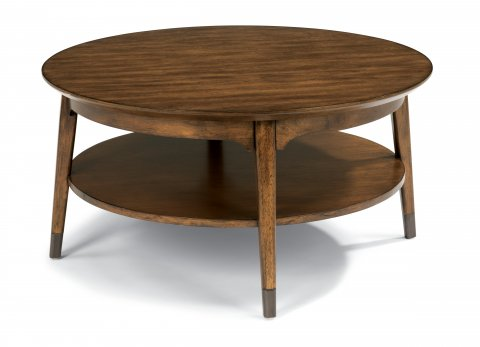 Gemini Round Coffee Table W1400-034