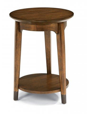 Gemini Chairside Table W1400-07