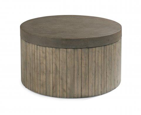 Keystone Round Coffee Table W1432-034
