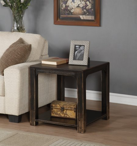 Homestead Lamp Table W1437-02