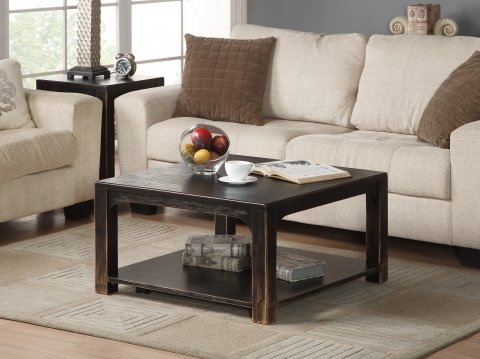 Homestead Square Coffee Table W1437-0321