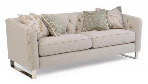 Clique Three-Quarter Sleeper Sofa C7389-42