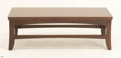 Pratt Rectangular Coffee Table C1076-03V